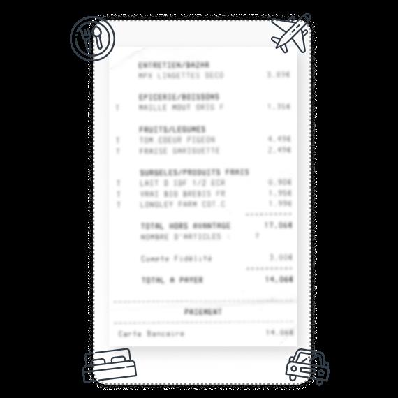 receipt scanner
