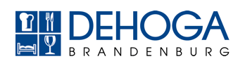 Logo der Dehoga Brandenburg