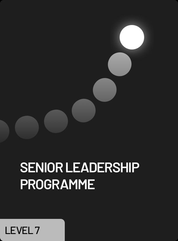 Senior Leadership Masters