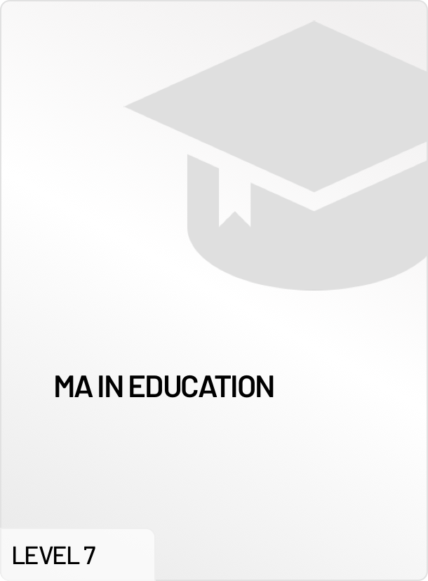 MA in Education