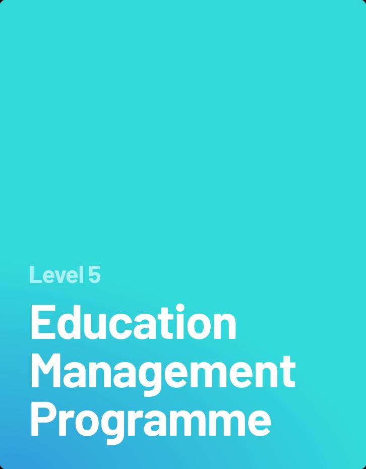 Education Management Programme