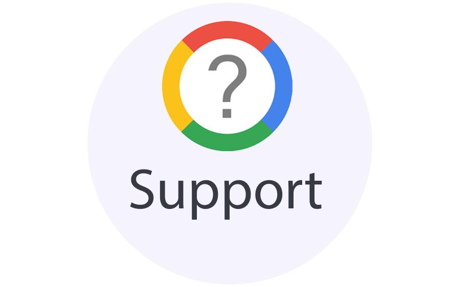 Vi tilbyr våre kunder supportavtale eller support etter medgått tid.