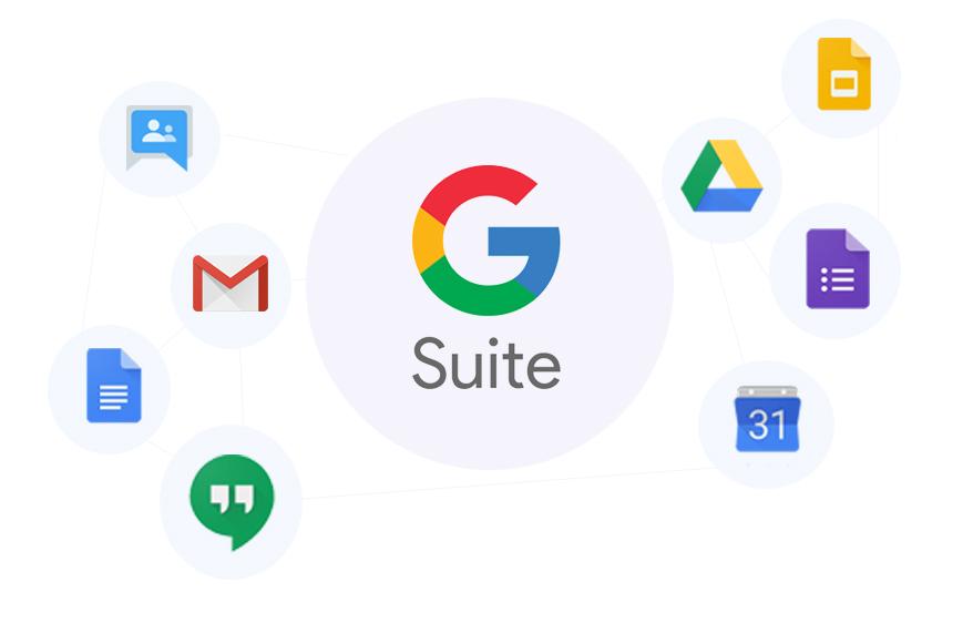 G Suite har en rekke programmer som gjør arbeidshverdagen mer effektiv.