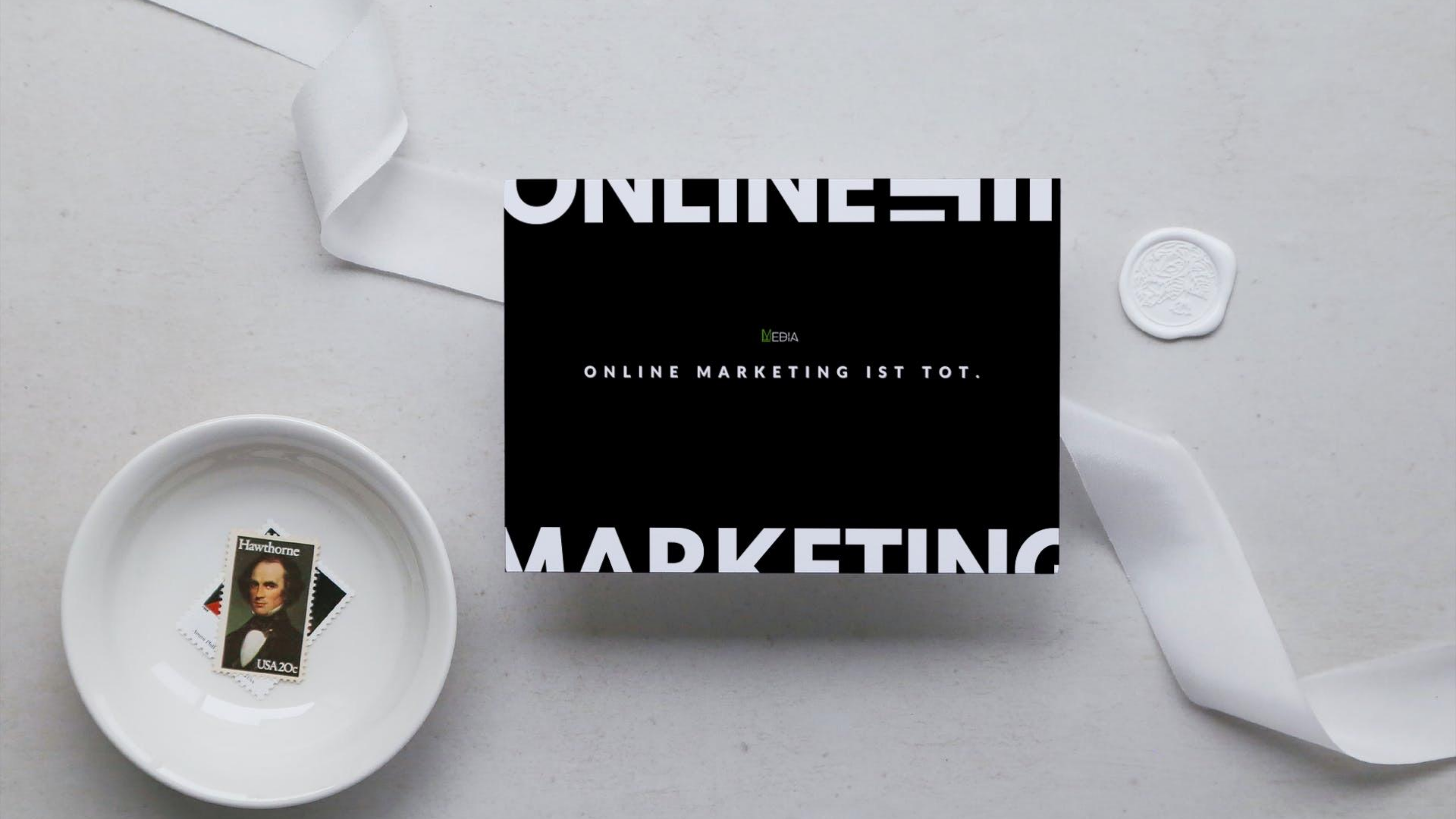 Online Marketing ist Tot