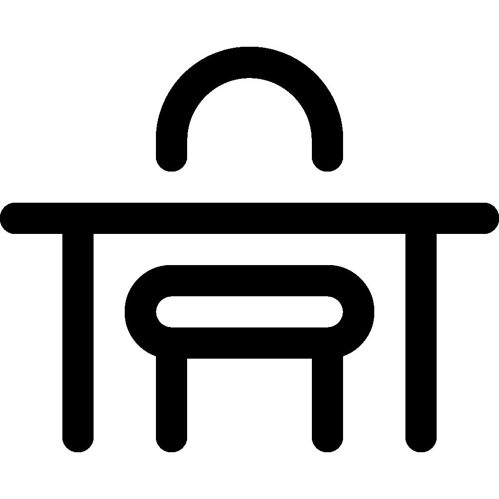 schreibtisch icon