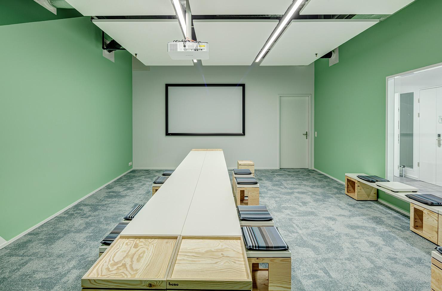 sitzungszimmer, workshop, präsentation, spreitebach