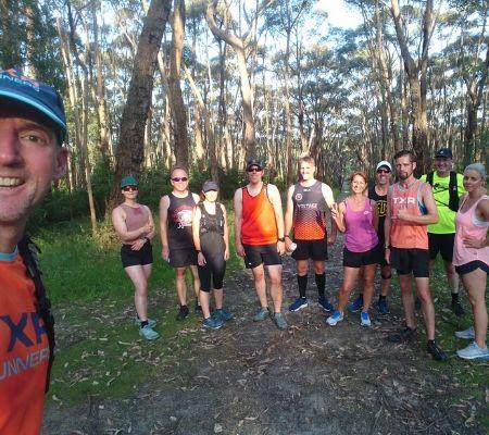 Trail Running at TXR