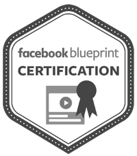 Facebook Blueprint Certification Logo