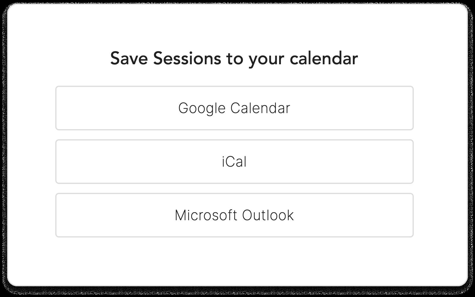 Flo Recruit calendar integration