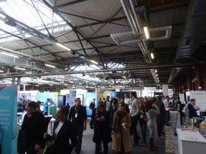 Impressions of E-Commerce Berlin Expo 2019