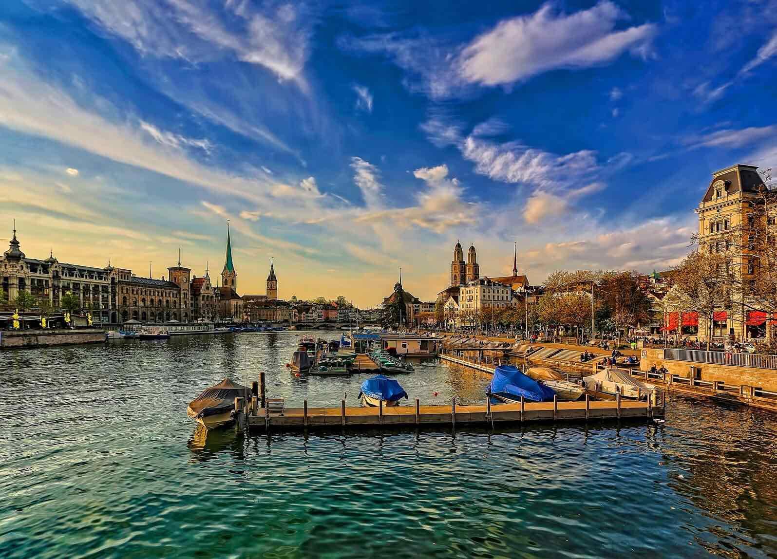 Switzerland on top of World Innovation Ranking