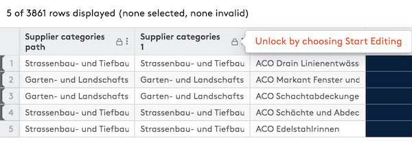 Intuitivere Benutzung der Onedot App