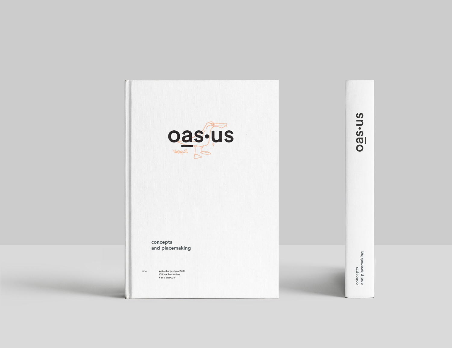 Studio Zakmes Oasus book design