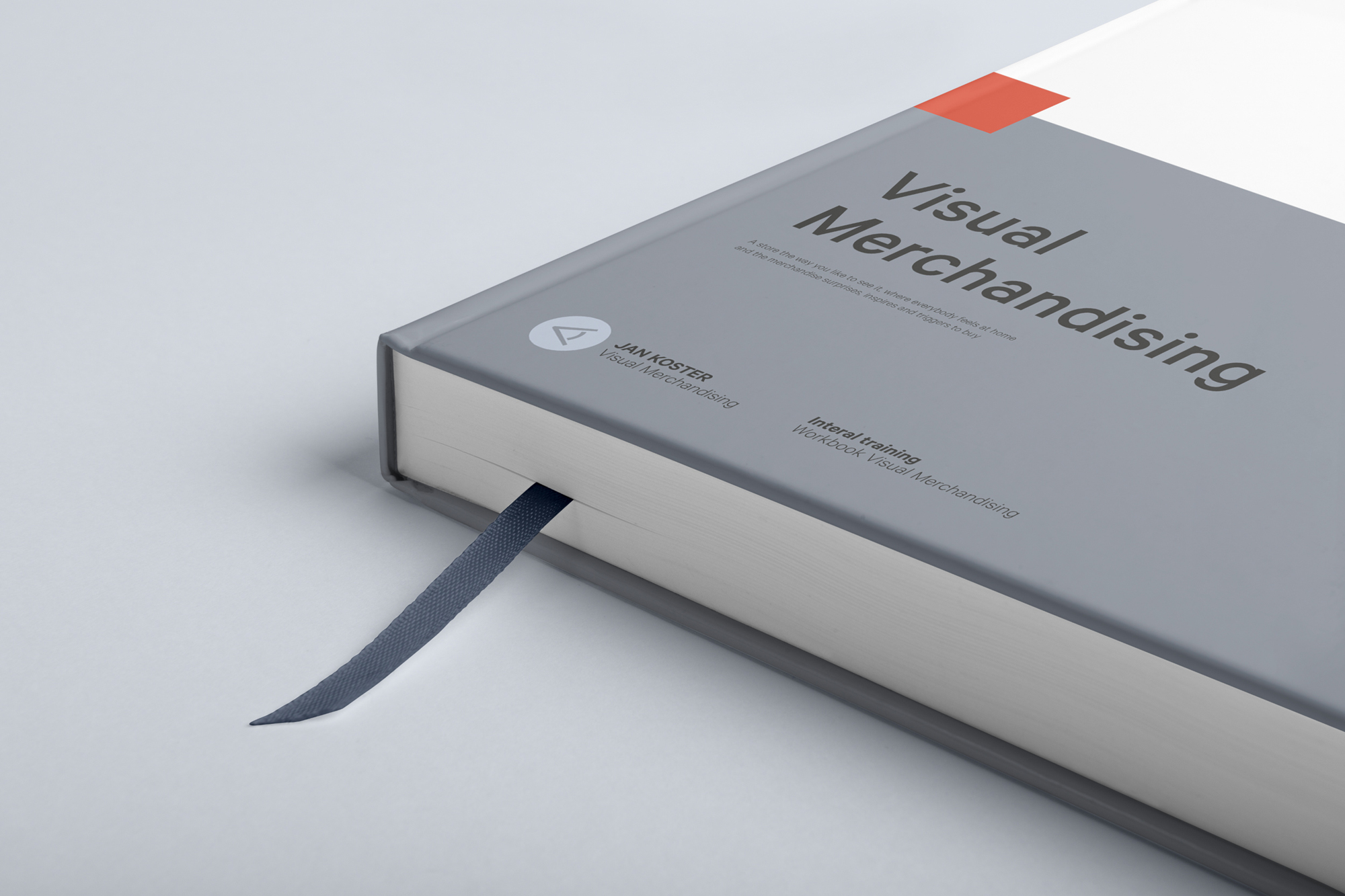 Studio Zakmes Jan Koster Visual Merchandising book design
