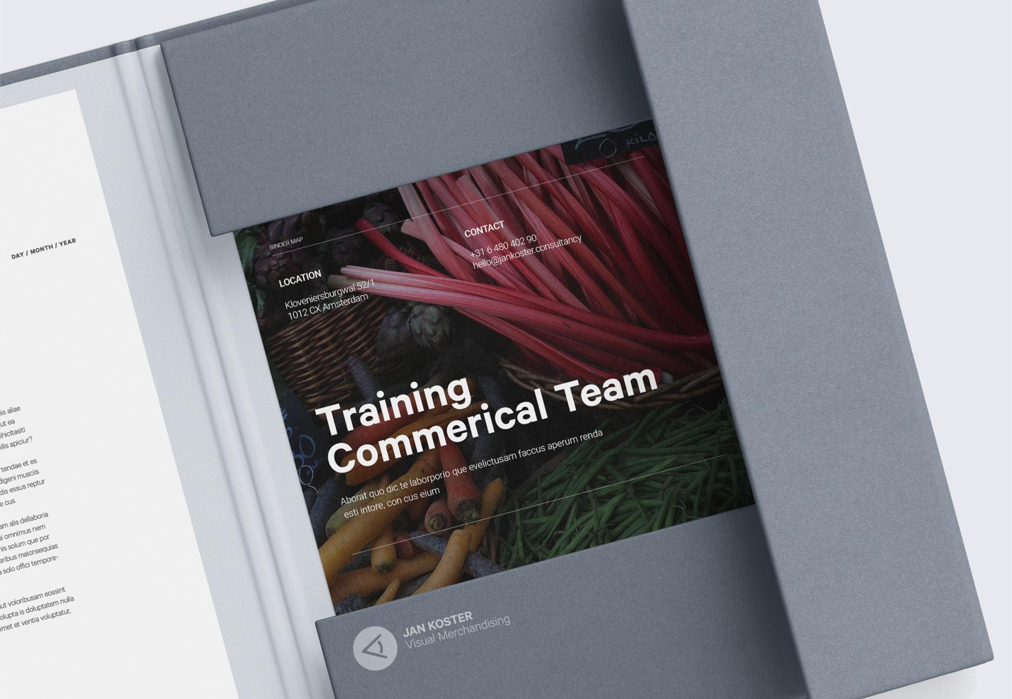 Studio Zakmes Jan Koster Visual Merchandising design