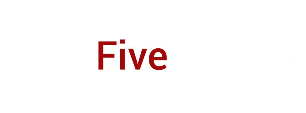 EightFive Media Logo