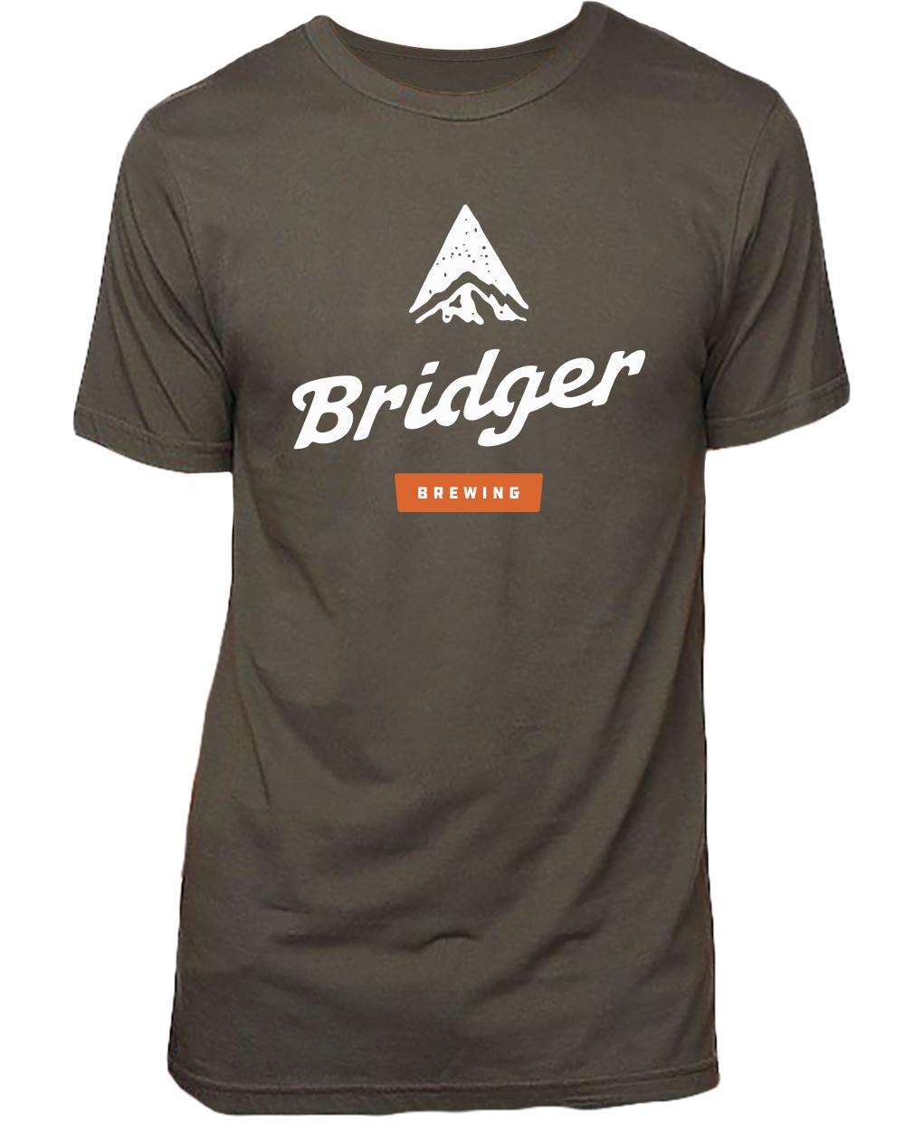 Bridger Logo Tee