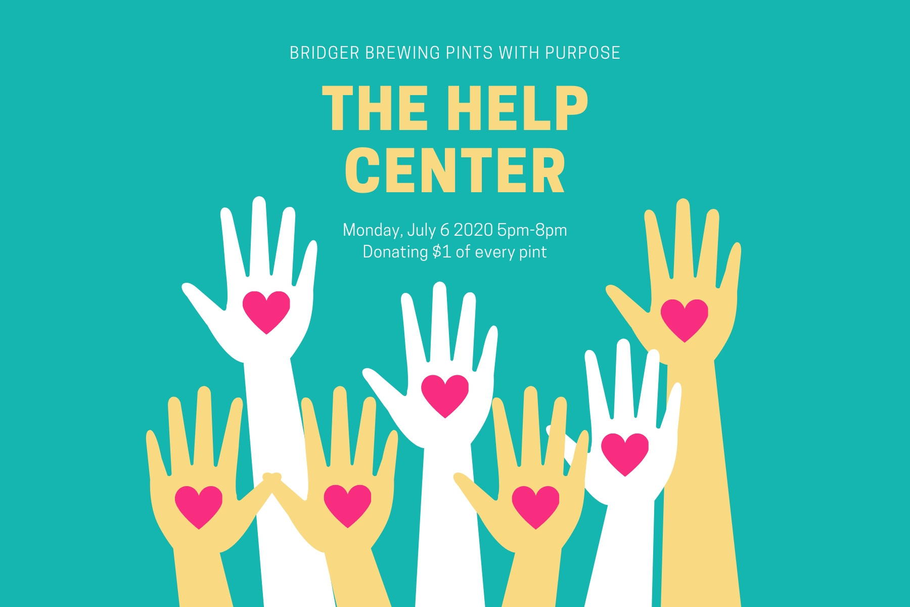 Pints with Purpose :: The Help Center