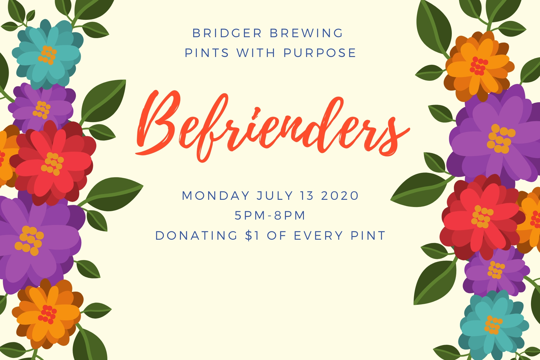 Pints with Purpose :: Befrienders