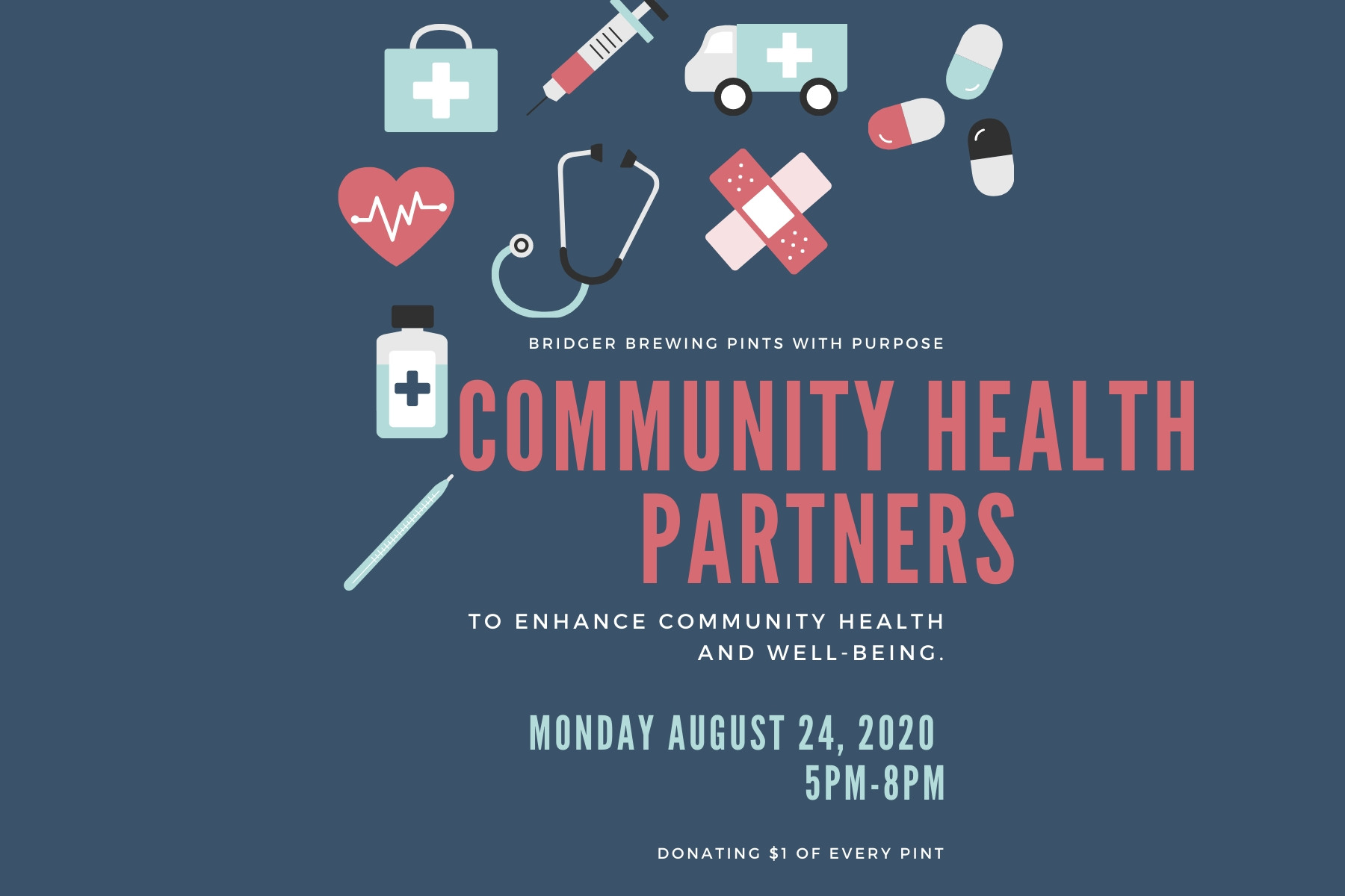 Pints with Purpose :: Community Health Partners