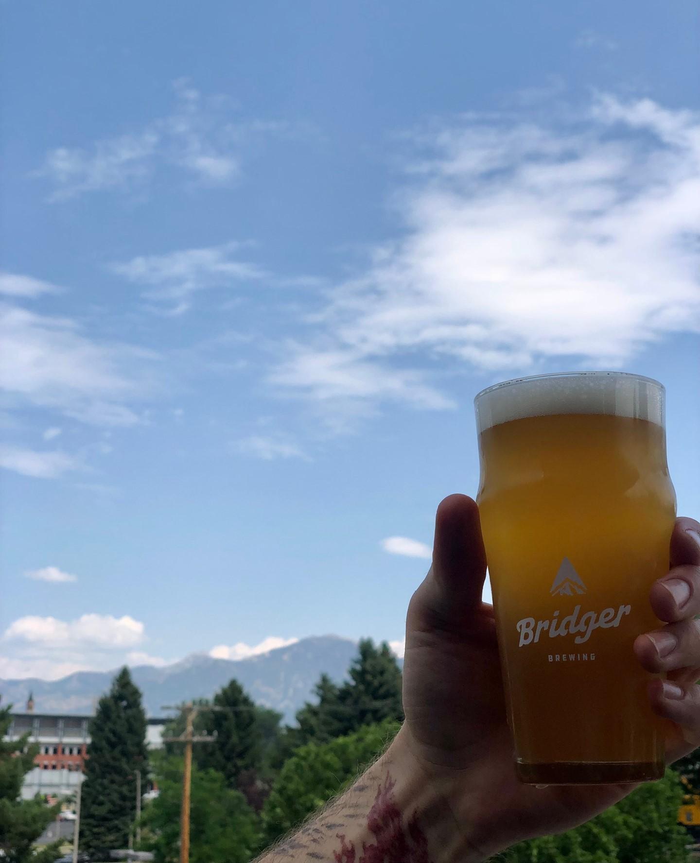 Bridger Brewing Instagram Feed