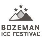 Bozeman Ice Festival logo