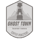 Ghost Town Coffee Roasters logo