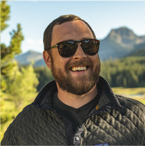 Bridger Brewing Brewmaster and Director of Operations Daniel Pollard