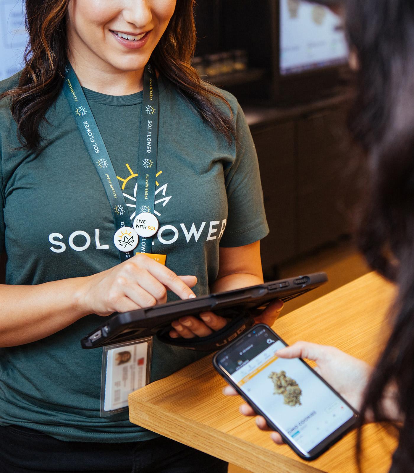 SolFlower Employee