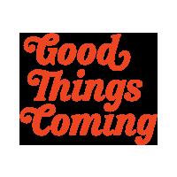 Good Things Coming Logo