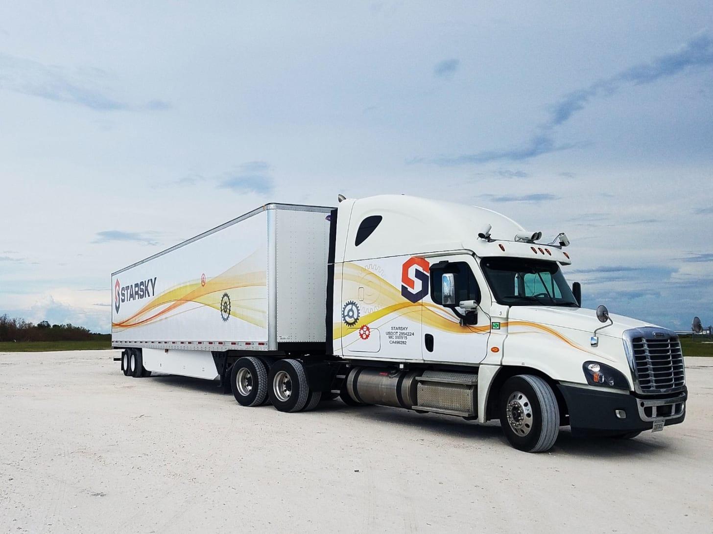 Building Safe & Reliable Autonomous Trucks
