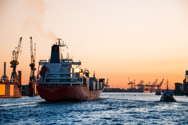 The Environmental Impact of Maritime Freight