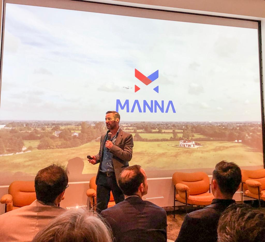 Announcing Our Investment in Manna