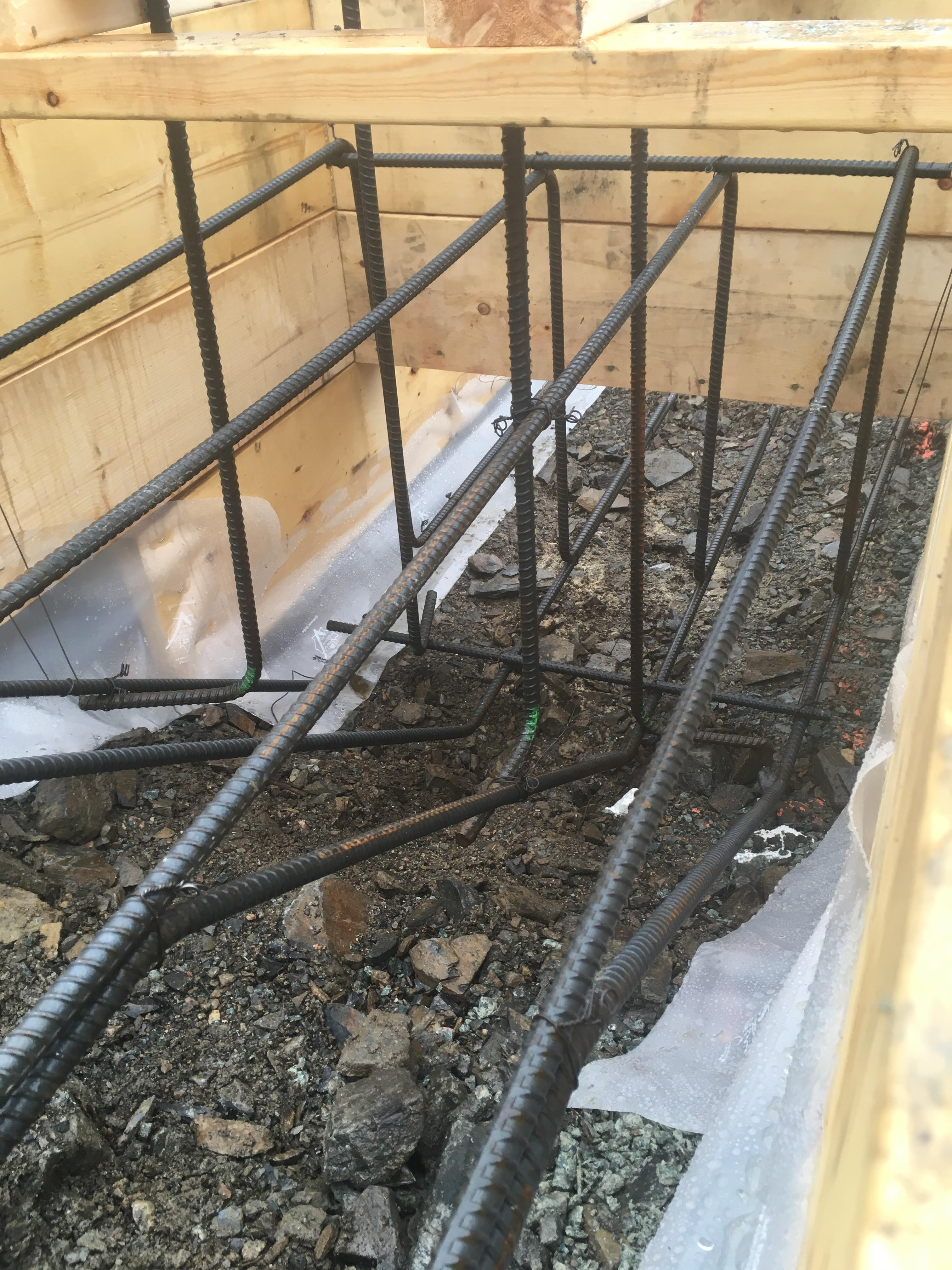 Pound 4 Pound, Framing and Forming. Steel Forming