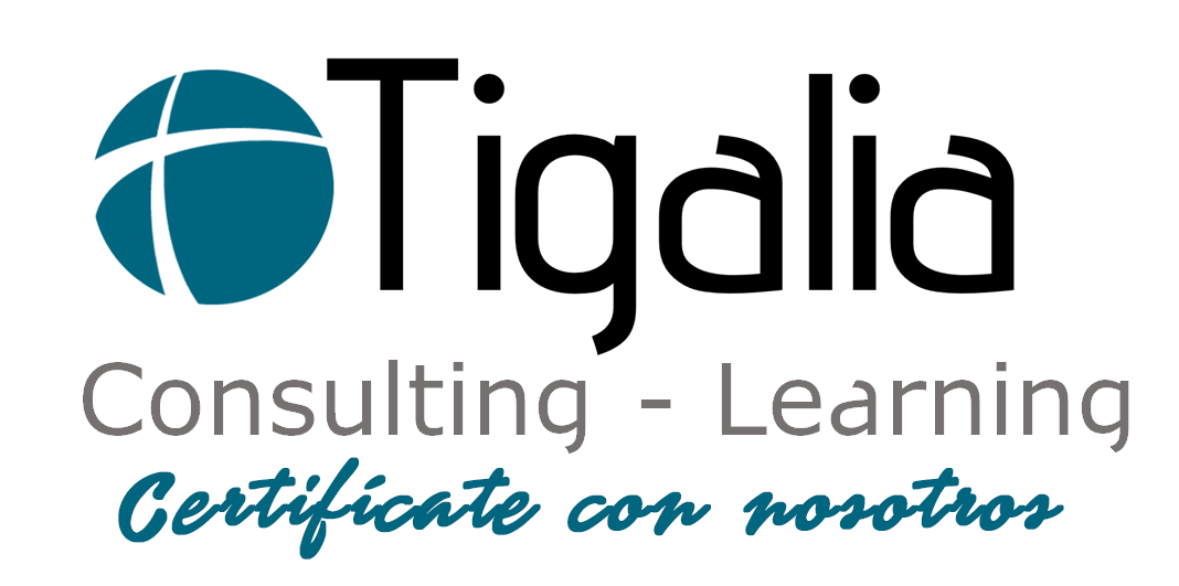 Tigalia's logo