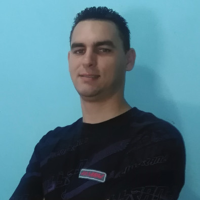 Foto de un miembro del equipo.