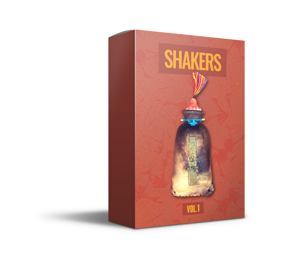 SHAKERS Vol.1