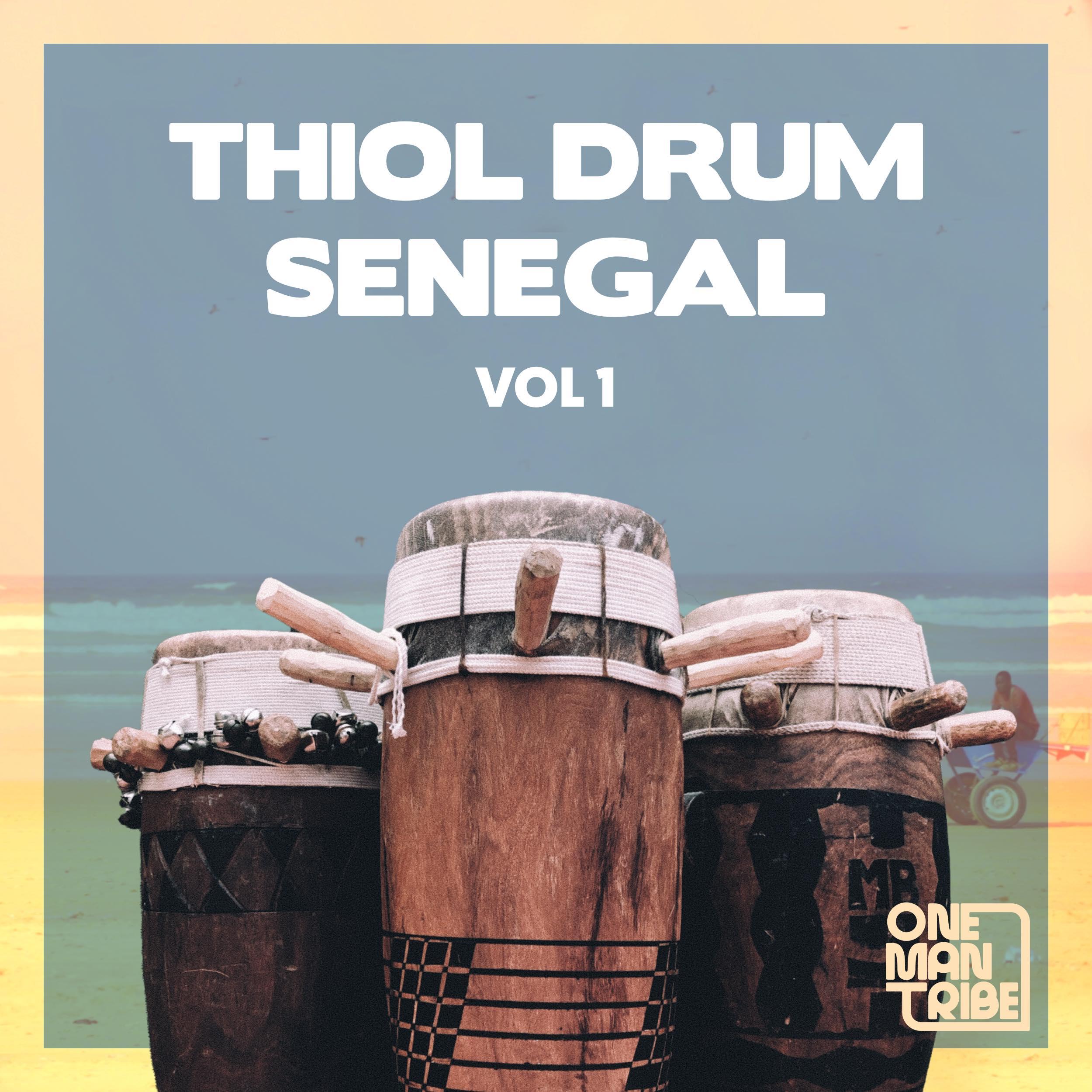 Thiol Drum Senegal Vol. 1