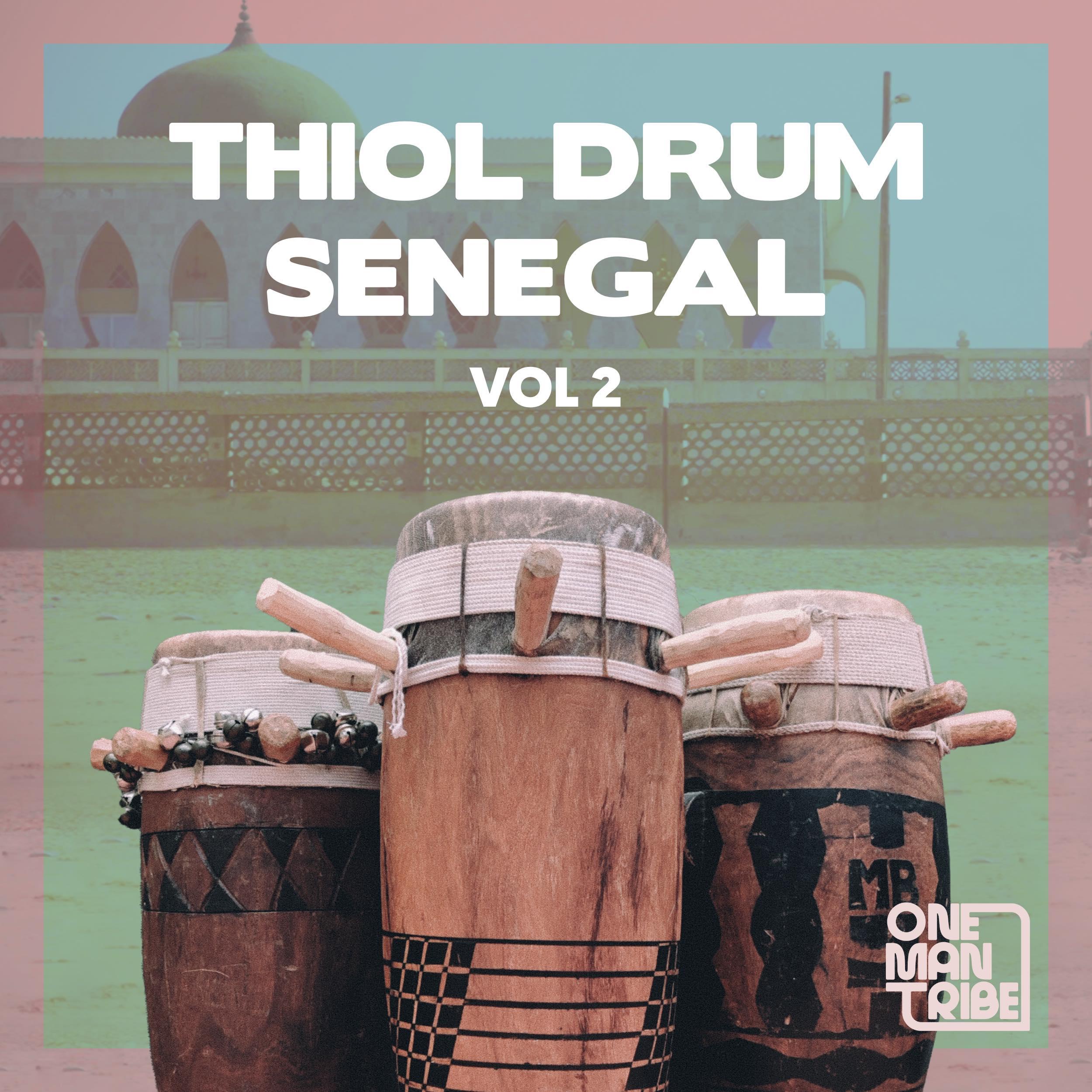 Thiol Drum Senegal  Vol. 2