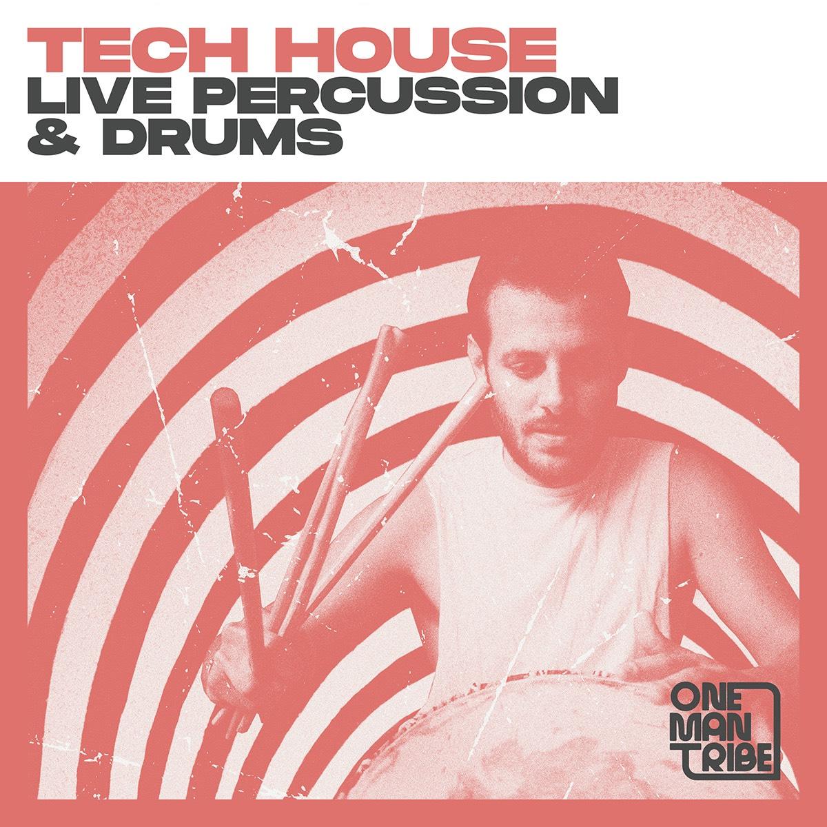 Tech House Live Percussion & Drums