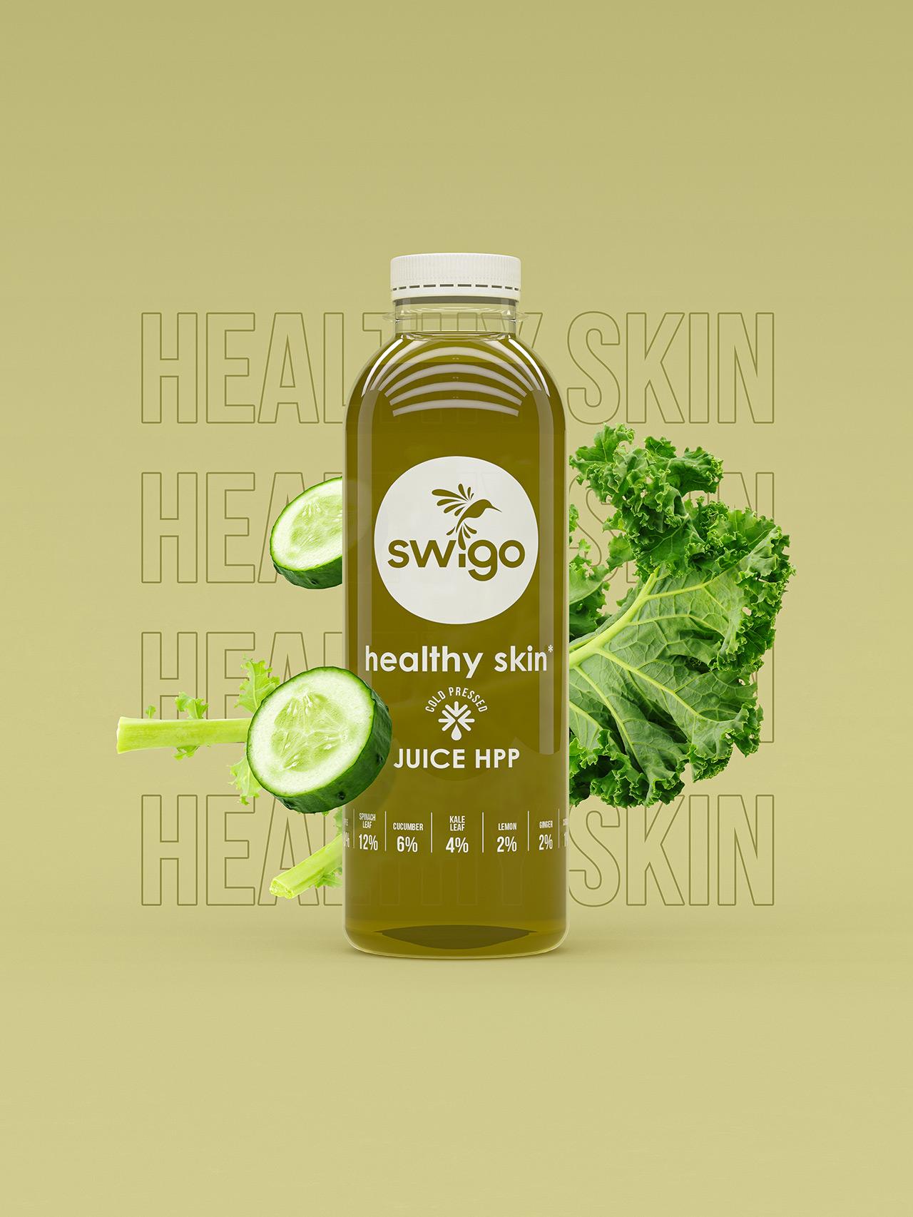 Swigo - zdrowa skóra