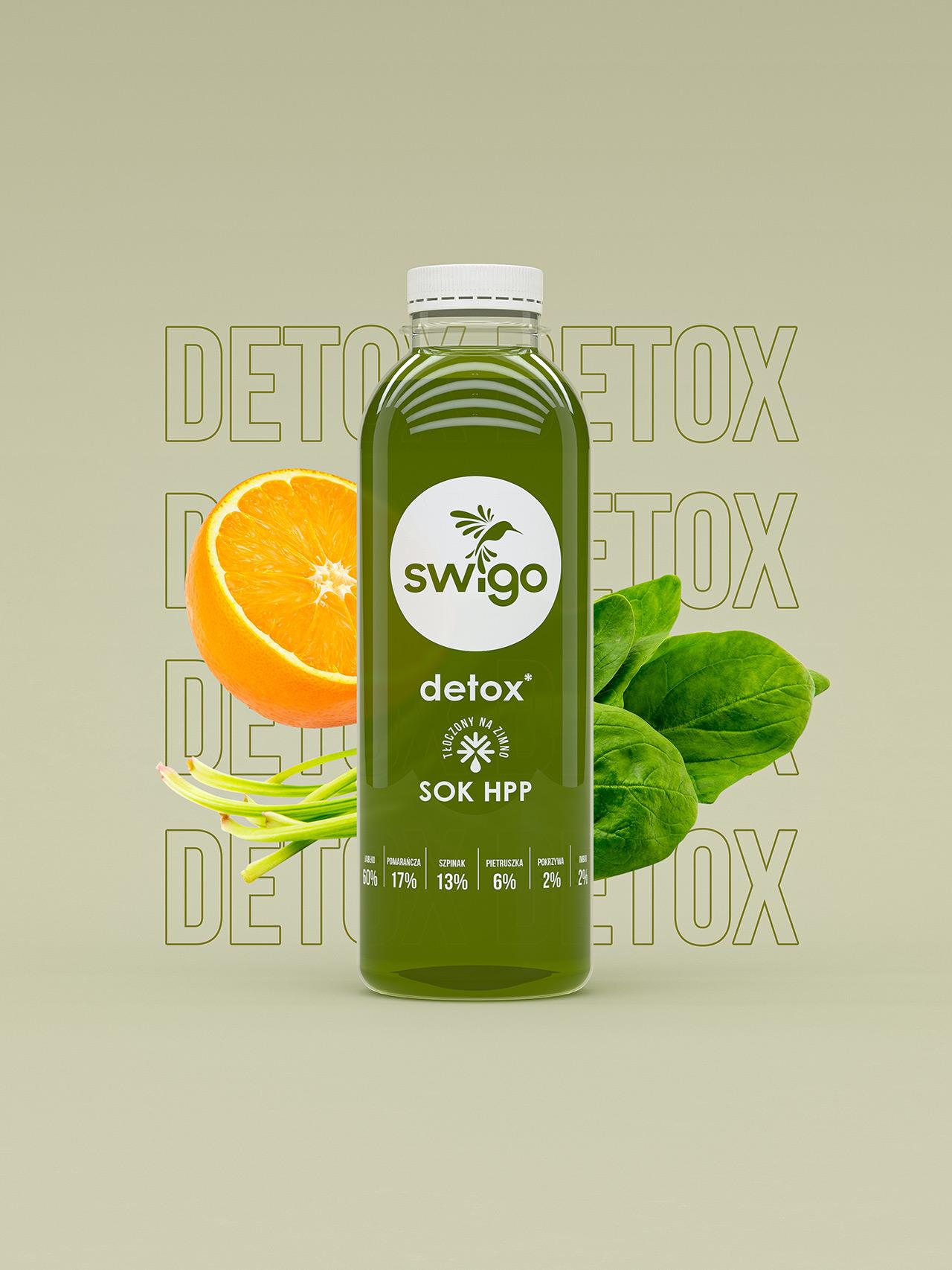 Swigo - detox