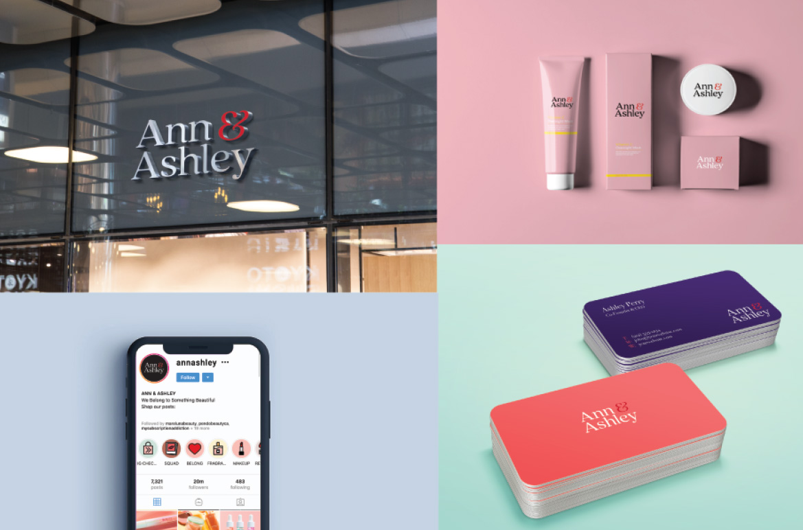 Healthy and Beauty | Branding and Identity.