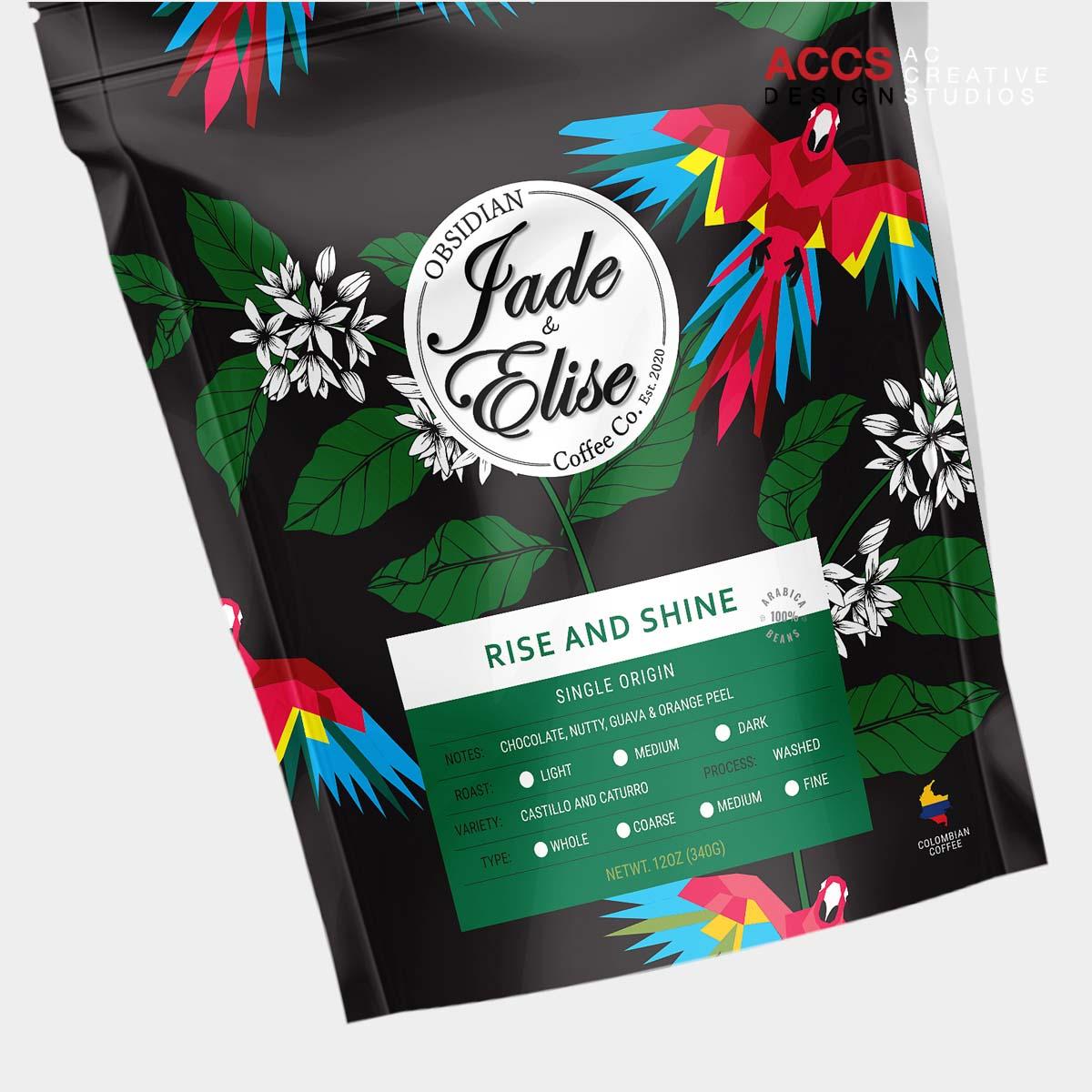 Coffee & Tea | Coffee Packaging Design.