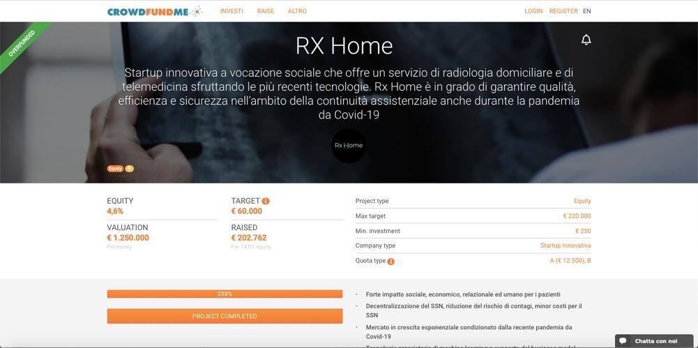 crowdfundme rx home