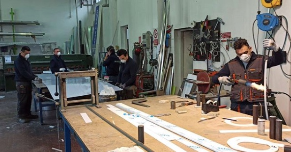 manufacturing erp milano italy