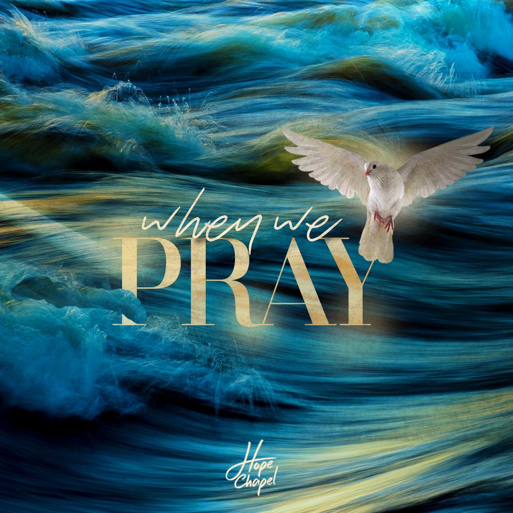 "When We Pray // Ps Brendan ""Growing Your Prayer Life"""