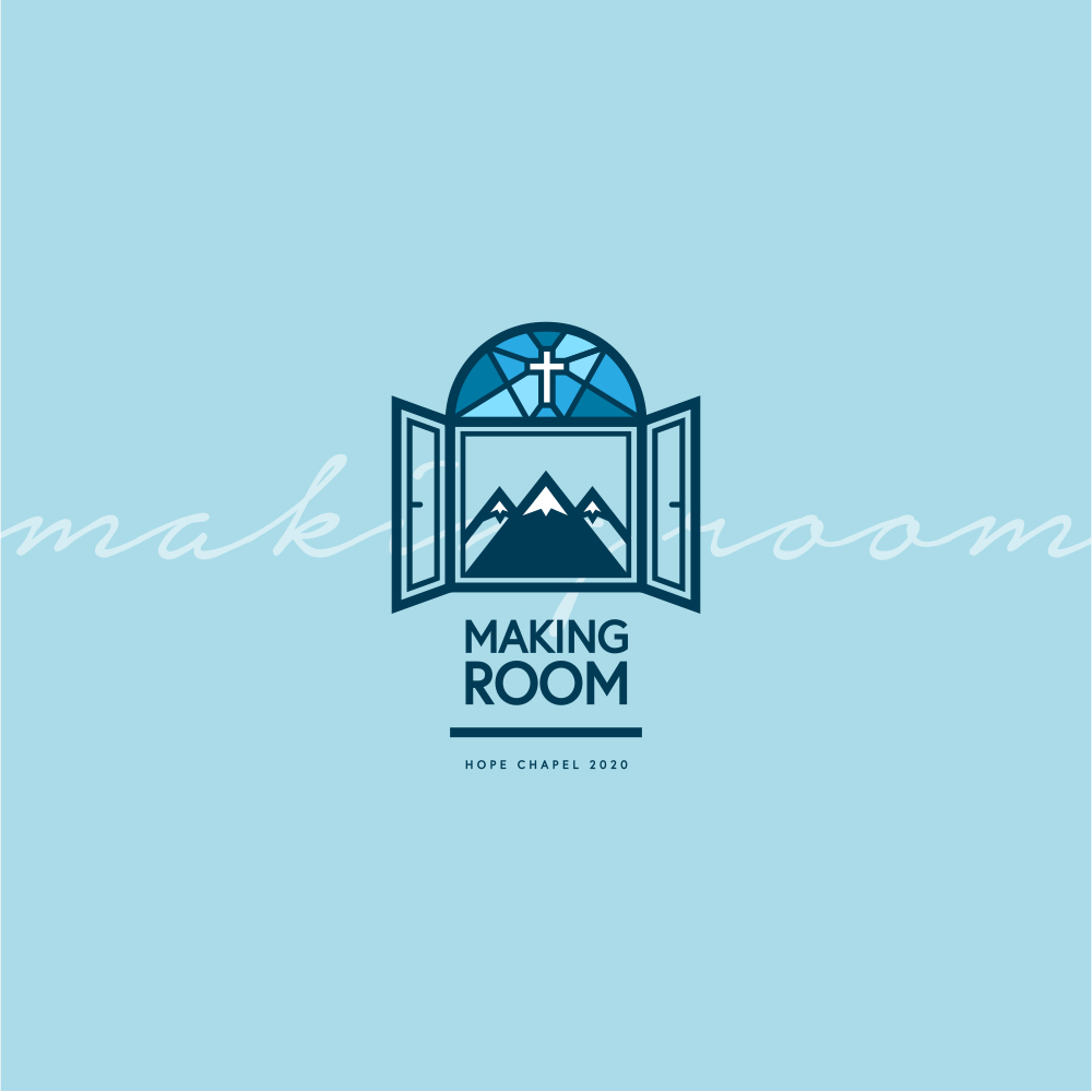 "Making Room // Ps Nick ""You Will Receive Power!"""
