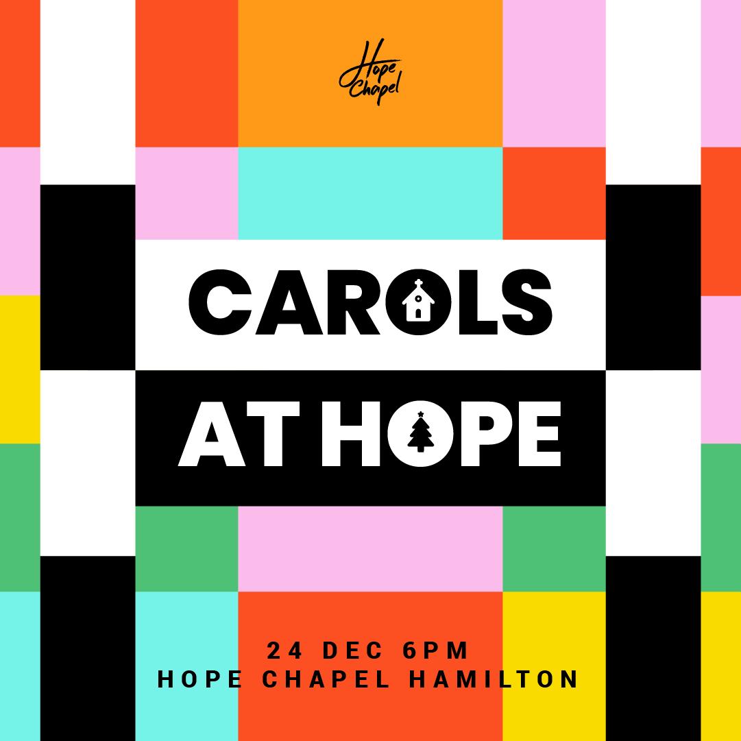 Carols at Hope