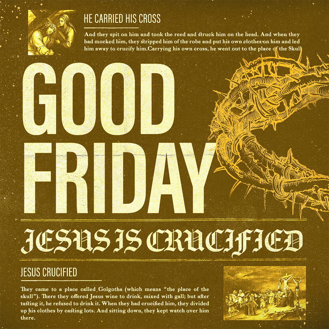 Good Friday feat. Ps Steve Hirst